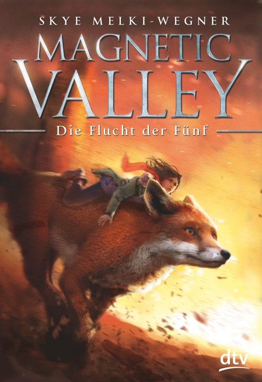 Magnetic Valley German cover
