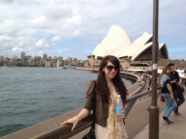 Tourist time!